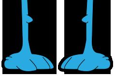 Alien Feet