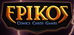 Epikos Comics, Cards, and Games