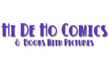 HiDeHo Comics