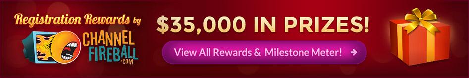 Vegas Registration Rewards