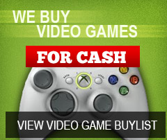 Video Games Buylist