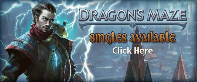 Dragons Maze Order Now