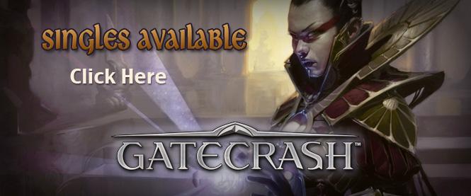 Gatecrash Order Now
