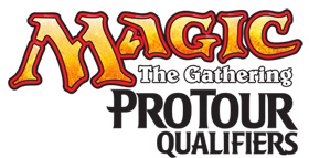 Wizards Pro Tour Qualifier Logo