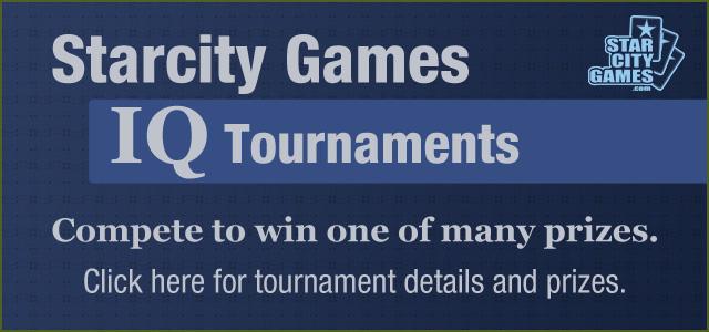 Starcity IQ Tournaments